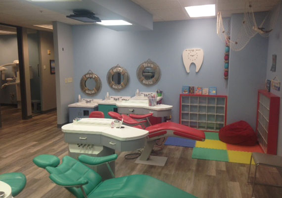 Children's Dental & Orthodontic Care of North Atlanta Office Tour - Orlando, FL