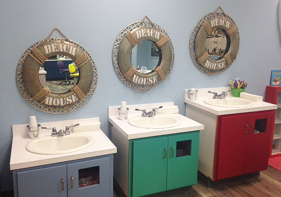 Children's Dental & Orthodontic Care of North Atlanta Office Tour - Alpharetta, GA